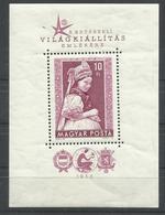 HUNGRIA   YVERT  H/B 33  MNH  ** - Hojas Bloque