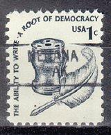 USA Precancel Vorausentwertung Preo, Locals Alaska, Nenana 841 - Vereinigte Staaten