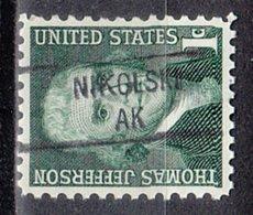 USA Precancel Vorausentwertung Preo, Locals Alaska, Nikolski 841 - Vereinigte Staaten