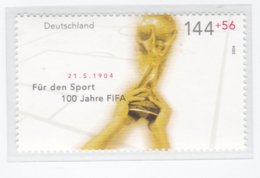 Germany 2001 FIFA 100 Years MNH/** (G30A) - Voetbal