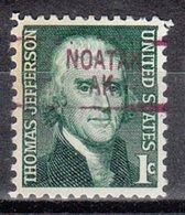 USA Precancel Vorausentwertung Preo, Locals Alaska, Noatak 841 (a1) - Vereinigte Staaten