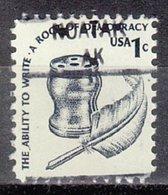 USA Precancel Vorausentwertung Preo, Locals Alaska, Noatak 841 (a1.5) - Vereinigte Staaten