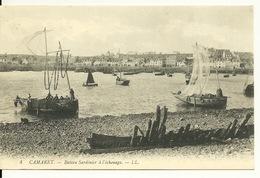29 - CAMARET / BATEAU SARDINIER A L'ECHOUAGE - Camaret-sur-Mer