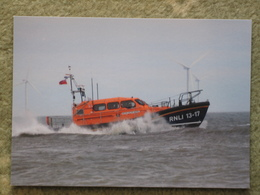 SKEGNESS LIFEBOAT - SHANNON CLASS - Ships
