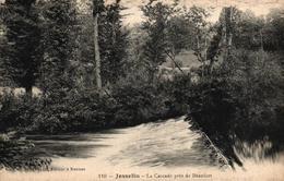 JOSSELIN -56- LA CASCADE PRES DE BEAUFORT - Josselin
