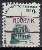 USA Precancel Vorausentwertung Preo, Locals Alaska, Noorvik 841 (R/AK) - Vereinigte Staaten