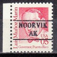 USA Precancel Vorausentwertung Preo, Locals Alaska, Noorvik 882 - Vereinigte Staaten