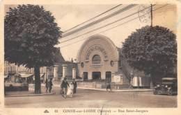 NIEVRE  58  COSNE   RUE SAINT JACQUES - Cosne Cours Sur Loire