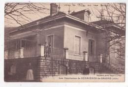 Carte Postale Serrieres De Briord Les Courtances - Francia