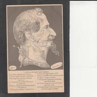 ARCIMBOLDESQUE -  1870 Napoléon Lll - Ilustradores & Fotógrafos