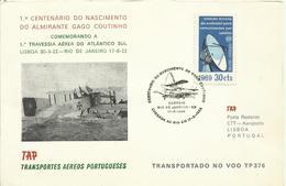 BRASIL, SOBRE AEREO - Brasil