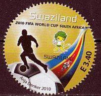 SWAZILAND Mi. Nr. 811 O (A-1-57) - Swaziland (1968-...)