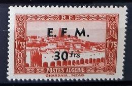 ALGERIE - TELEGRAPHE - N° 2 - Neuf SANS Charnière ** / MNH - Algeria (1924-1962)