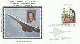 BARBADOS, SOBRE REINA ISABEL II - Barbados (1966-...)