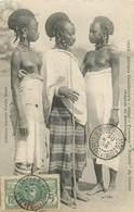 """CPA NU AFRIQUE """"Soudan, Femmes Foulbé"""" - South, East, West Africa"""