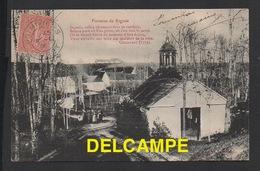 DD / 45 LOIRET / PITHIVIERS LE VIEIL / FONTAINE DE SEGRAIS ET POÈME DE COLARDEAU / ANIMÉE / 1905 - France