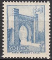 N° 346 - X X - ( C 1873 ) - Marokko (1891-1956)