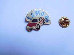 Beau Pin's , Médical , Ambulances , SAMU 06 , Alpes Maritimes - Medical