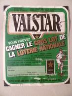 étiquette Ancienne Brasserie   VALSTAR  Bière - Beer