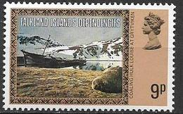 COLONIE INGLESI  FALKLAND DEPENDENCIES 1980  ORDINARIA YVERT. 85  MNH XF - Falkland