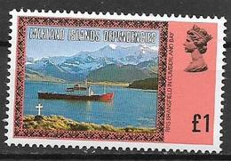 COLONIE INGLESI  FALKLAND DEPENDENCIES 1980  ORDINARIA YVERT. 90  MNH XF - Falkland