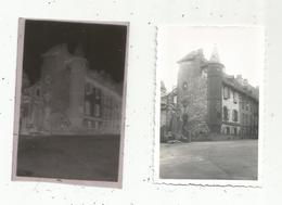 Photographie Et Son Négatif , 9 X 6 , SALERS , Cantal - Plaatsen