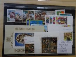 Vatikan Jahrgang 1994 Postfrisch Komplett (6907) - Ganze Jahrgänge