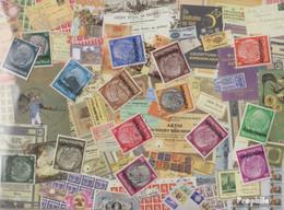 Lothringen (Dt.Bes.2.WK.) Briefmarken-15 Verschiedene Marken - Besetzungen 1938-45