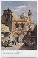 Jerusalem - Church Of The Holy Sepulchre - Perlberg - Israel