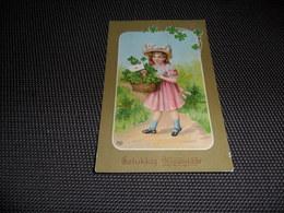 Enfant ( 2263 )  Fillette  Brillant - Enfants