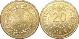 20 Millimes - Tunisie - 2013 - Tunisie