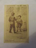 "Carte Postale Illustrateur Signée - Propagande IIIe Reich ""Nos Enfants"" - Octobre 1939 - Aventures - Non-circulée - Guerre 1939-45"