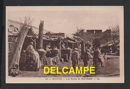DD / MAROC / MEKNÈS / LES SOUKS DE BAB-DJEDID / ANIMÉE - Meknès