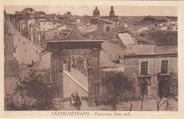 CASTELVETRANO /  Panorama _ Lato Sud - Trapani