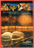 Singapore 2005.Fireworks. - Greetings From...