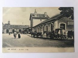 ROYAN - La Gare - Royan