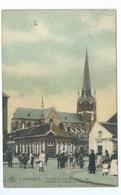 Turnhout Omtrek Der Kerk SBP ( Gekleurd ) - Turnhout