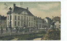 Turnhout Stadhuis En Groote Markt SBP ( Gekleurd ) - Turnhout