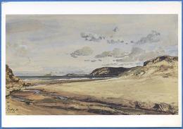 Eugène ISABEY - Vue De La Côte Bretonne Entre Dinard Et Saint-Enogat - Peintures & Tableaux