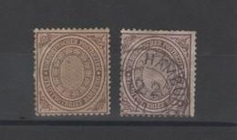 Allemagne _ Allemagne Du Nord  (1862)  N°1/2 - Brême