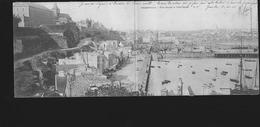 Manche - Granville - Ville Haute Et Ville Basse - Photo Grand Format Precurseur Coll Germain - Granville