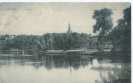 Oostende - Ostende - Le Parc - Photographie Artistique Ed. Nels - 1902 - Oostende
