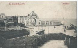 Oostende - Ostende - Le Royal Palace Hôtel - Editeur V.G. - Oostende