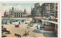 Oostende - Ostende - Plage Et Digue De Mer - Strand En Zeedijk - ARFO 107 - 1938 - Oostende
