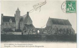 Koksijde - Coxyde - Vue Extérieure De La Ferme Boogaarde - D.V.D. 11823 Edit. Vve Vandenkerckhoven - 1914 - Koksijde