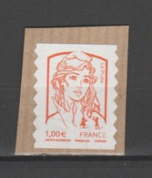 FRANCE / 2013 / Y&T N° AA 854 : Ciappa Adhésif 1,00 € - Choisi - Annulé Par Dateur Manuel - France