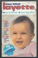 Mon Tricot Layette N°12 Au Crochet - Aux Aiguilles 70 Modèles à Faire Vous-même - 1er âge - 2 ème âge - 3ème âge 1974 - Livres, BD, Revues