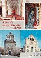 MONTEROSSO ALMO (RG) /  Saluti Con Vedutine - Ragusa