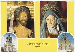 MONTEROSSO ALMO (RG) /  Vedutine - Ragusa