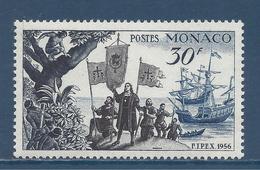 Monaco - YT N° 449 - Neuf Sans Charnière - 1956 - Unused Stamps